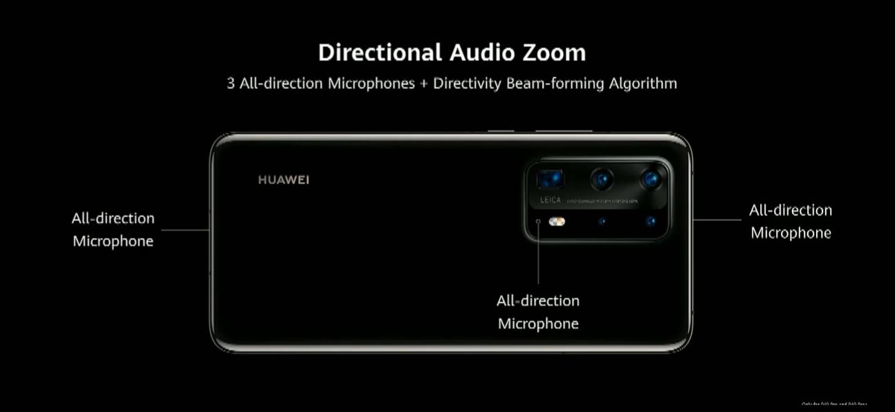 Huawei P40 系列超感知影像正式发布:90Hz 刷新率,超大感光元件面积,40W 无线快充 26
