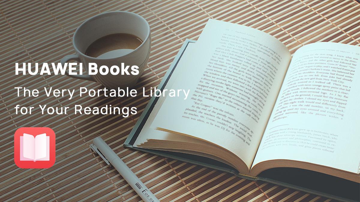 HUAWEI Books Huawei kitap - huaweinin-gizemli-uygulamalari
