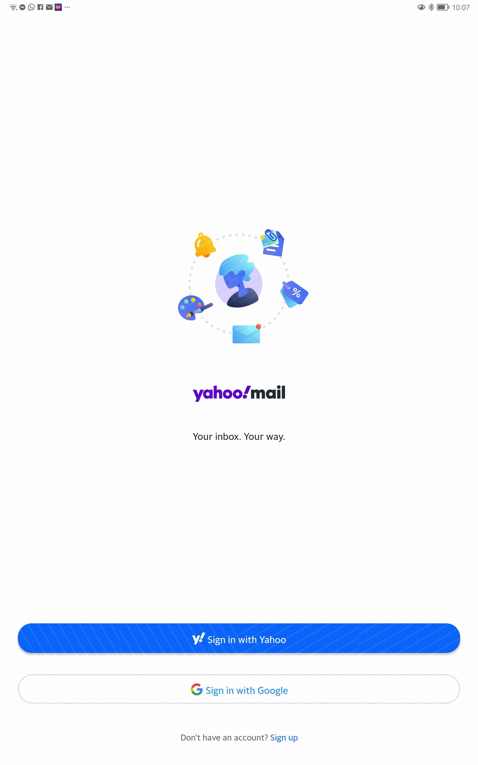Sign ph yahoo up Yahoo är